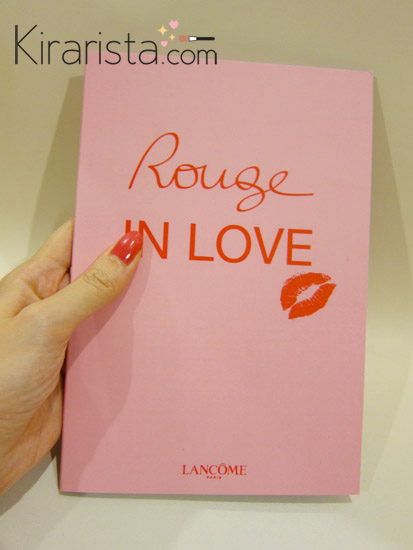 lancome_rouge event_1