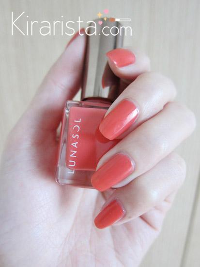 Lunasol Nail Finish N_4