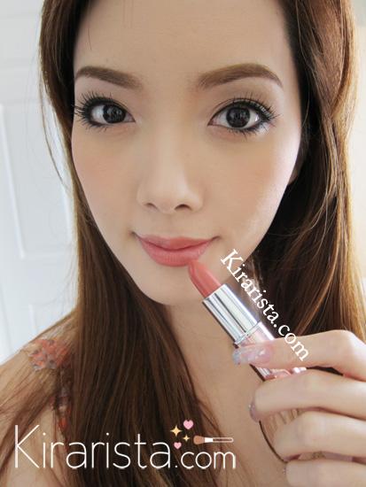 Bisous Pink martini lipstick