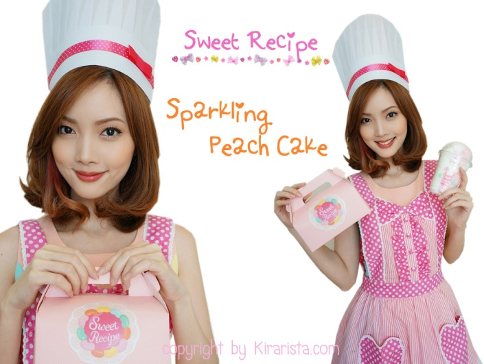 etude_sweet recipe_kirari