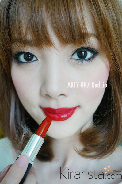 ARTY lip color_12