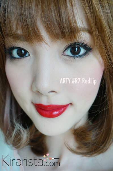 ARTY lip color_13