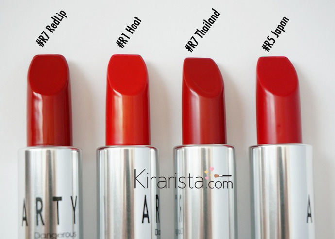 ARTY lip color_3