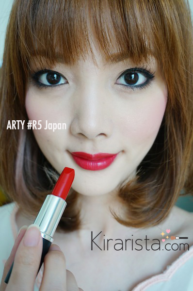 ARTY lip color_6