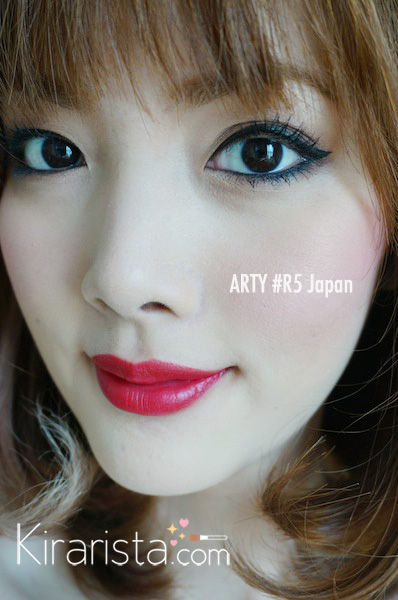 ARTY lip color_7