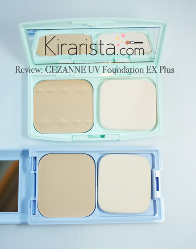 CEZANNE UV foundation EX plus_4
