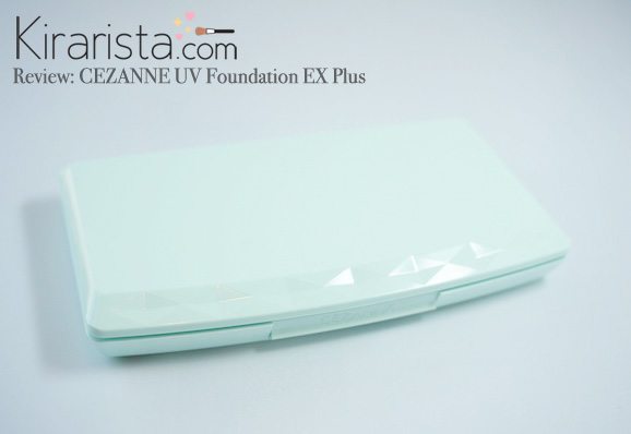 CEZANNE UV foundation EX plus_5