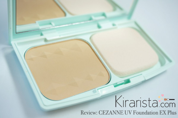 CEZANNE UV foundation EX plus_7