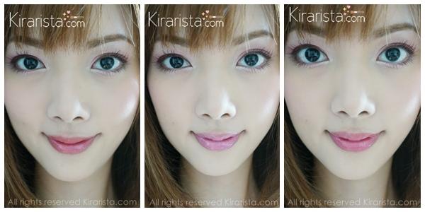 Kirarista_Shu Uemura_Lipgloss_3colors