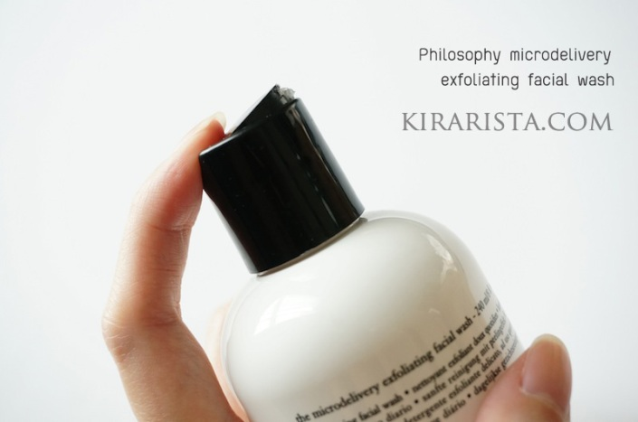 philosophy_exfoliating facial_2