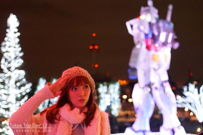 tokyo winter trip_day4_15 gundam