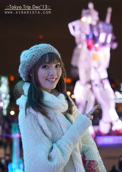 tokyo winter trip_day4_16 diver city
