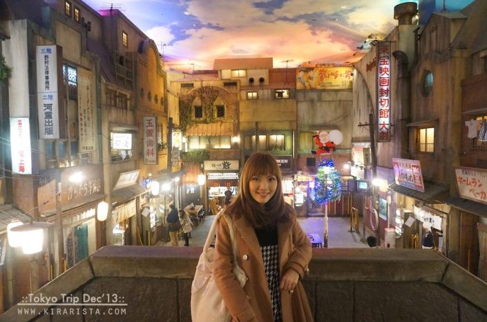 tokyo winter trip_day5_1 ramen museum