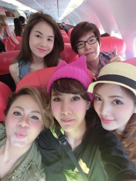 Air Asia Hong Kong 2014_1