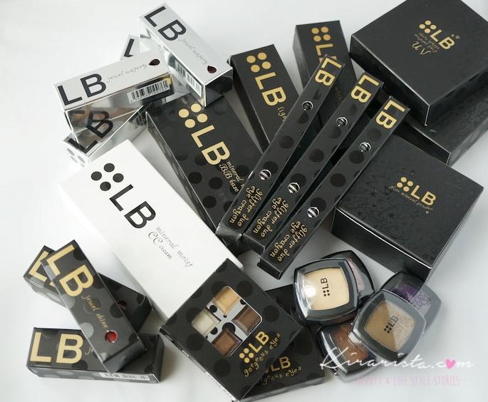 LB cosmetics