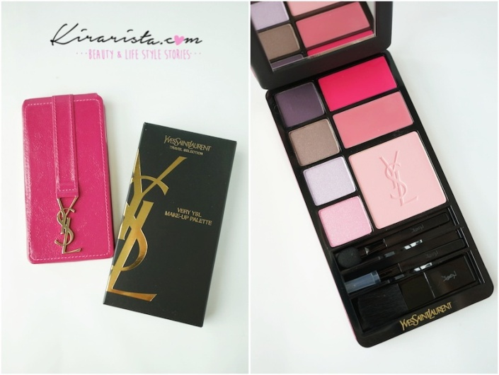 YSL travel kit