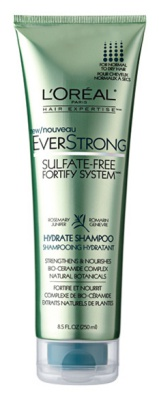 l'oreal everstrong hydrate shampoo