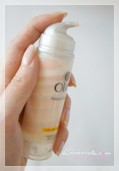 OLAY Natural white pinkish fairness_3