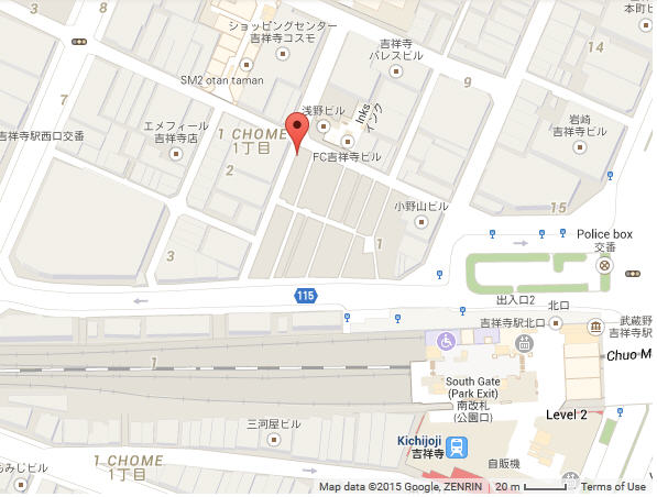 steak house sato map